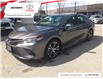 2020 Toyota Camry Hybrid SE (Stk: 2875) in Barrie - Image 1 of 14
