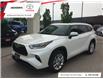 2020 Toyota Highlander Limited (Stk: 7997) in Barrie - Image 1 of 14