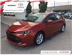 2020 Toyota Corolla Hatchback Base (Stk: 256) in Barrie - Image 1 of 14