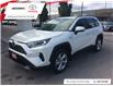 2021 Toyota RAV4 Hybrid Limited (Stk: 14772) in Barrie - Image 1 of 14