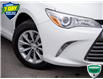 2017 Toyota Camry LE (Stk: 3985XX) in Welland - Image 7 of 21