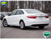 2017 Toyota Camry LE (Stk: 3985XX) in Welland - Image 2 of 21