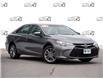 2017 Toyota Camry SE Grey
