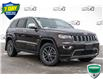 2017 Jeep Grand Cherokee Limited (Stk: 34369AUX) in Barrie - Image 1 of 27
