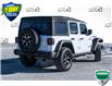 2018 Jeep Wrangler Unlimited Rubicon (Stk: 34618AU) in Barrie - Image 6 of 19