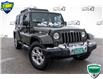 2015 Jeep Wrangler Unlimited Sahara (Stk: 34121AUX) in Barrie - Image 1 of 18