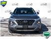 2019 Hyundai Santa Fe Luxury (Stk: 27810AUX) in Barrie - Image 3 of 24