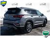 2019 Hyundai Santa Fe Luxury (Stk: 27810AUX) in Barrie - Image 5 of 24