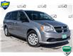 2014 Dodge Grand Caravan SE/SXT Silver