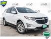 2018 Chevrolet Equinox 1LT White
