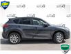 2015 Mazda CX-5 GS (Stk: 34828AU) in Barrie - Image 4 of 21