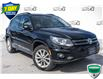 2015 Volkswagen Tiguan Highline (Stk: 27838AUXJ) in Barrie - Image 1 of 23