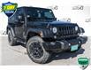 2017 Jeep Wrangler Sport Black