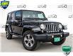 2018 Jeep Wrangler JK Unlimited Sahara Black