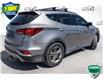 2017 Hyundai Santa Fe Sport 2.4 Base (Stk: 34829AU) in Barrie - Image 5 of 22