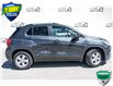 2018 Chevrolet Trax LT (Stk: 34425AUX) in Barrie - Image 4 of 21