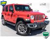 2019 Jeep Wrangler Unlimited Sahara (Stk: 27886U) in Barrie - Image 1 of 22