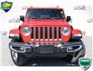 2019 Jeep Wrangler Unlimited Sahara (Stk: 27886U) in Barrie - Image 3 of 22