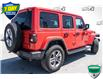2019 Jeep Wrangler Unlimited Sahara (Stk: 27886U) in Barrie - Image 5 of 22