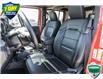 2019 Jeep Wrangler Unlimited Sahara (Stk: 27886U) in Barrie - Image 9 of 22