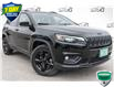 2019 Jeep Cherokee North (Stk: 27881AUX) in Barrie - Image 1 of 24