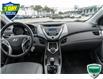 2012 Hyundai Elantra GLS (Stk: 27897U) in Barrie - Image 10 of 23