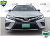 2018 Toyota Camry XSE (Stk: 35014AU) in Barrie - Image 3 of 25