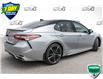 2018 Toyota Camry XSE (Stk: 35014AU) in Barrie - Image 5 of 25