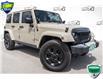 2018 Jeep Wrangler JK Unlimited Sahara (Stk: 27917U) in Barrie - Image 1 of 22