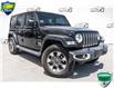2019 Jeep Wrangler Unlimited Sahara (Stk: 27919U) in Barrie - Image 1 of 22