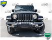 2019 Jeep Wrangler Unlimited Sahara (Stk: 27919U) in Barrie - Image 3 of 22