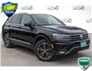 2018 Volkswagen Tiguan Highline Black