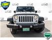 2018 Jeep Wrangler JK Unlimited Sport (Stk: 35101AUX) in Barrie - Image 3 of 22