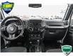 2018 Jeep Wrangler JK Unlimited Sport (Stk: 35101AUX) in Barrie - Image 11 of 22