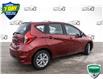 2017 Nissan Versa Note 1.6 S (Stk: 27822UX) in Barrie - Image 5 of 25
