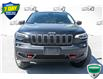 2019 Jeep Cherokee Trailhawk (Stk: 34691AU) in Barrie - Image 3 of 27
