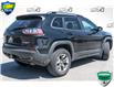 2019 Jeep Cherokee Trailhawk (Stk: 34691AU) in Barrie - Image 5 of 27