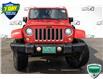 2018 Jeep Wrangler JK Unlimited Sahara (Stk: 27852UJ) in Barrie - Image 3 of 23