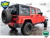 2018 Jeep Wrangler JK Unlimited Sahara (Stk: 27852UJ) in Barrie - Image 5 of 23