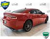 2018 Dodge Charger GT Sport Red