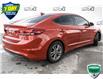 2018 Hyundai Elantra  (Stk: 34658AU) in Barrie - Image 5 of 22