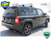 2017 Jeep Patriot Sport/North (Stk: 34920AU) in Barrie - Image 5 of 22