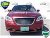 2013 Chrysler 200 LX (Stk: 27820UQ) in Barrie - Image 3 of 23