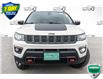 2017 Jeep Compass Trailhawk (Stk: 34774CU) in Barrie - Image 3 of 28