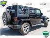 2018 Jeep Wrangler JK Unlimited Sahara (Stk: 27862UX) in Barrie - Image 5 of 18