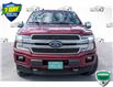 2018 Ford F-150 Platinum (Stk: 35054AU) in Barrie - Image 3 of 29