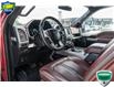2018 Ford F-150 Platinum (Stk: 35054AU) in Barrie - Image 10 of 29