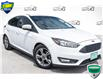2016 Ford Focus SE (Stk: 34942AU) in Barrie - Image 1 of 25