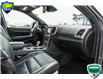 2016 Jeep Grand Cherokee Overland (Stk: 27981UX) in Barrie - Image 17 of 28