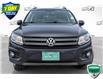 2016 Volkswagen Tiguan Trendline (Stk: 35177AUX) in Barrie - Image 3 of 24